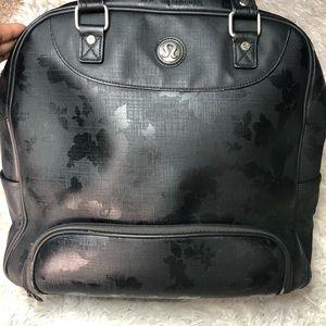 Lululemon large shoulder bag